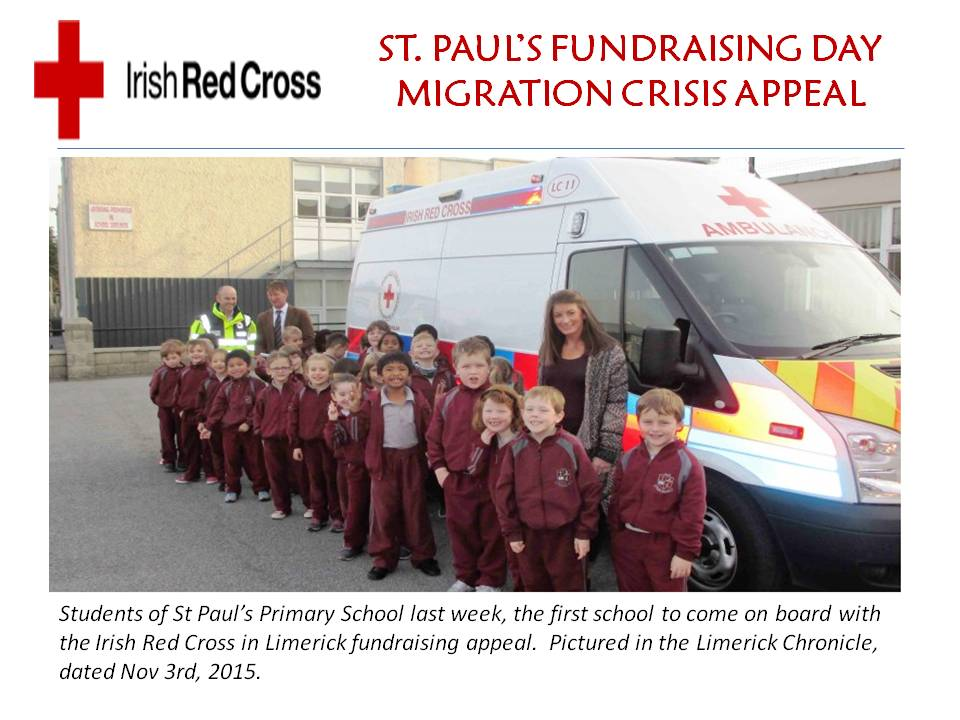 St. Pauls Fundraising Day