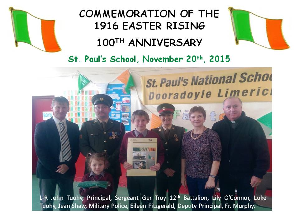 1916 Easter Rising Commemoration Day