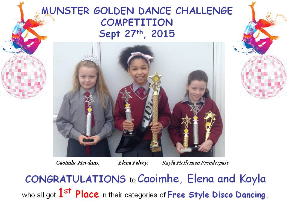 Munster Golden Dance Challenge Competition