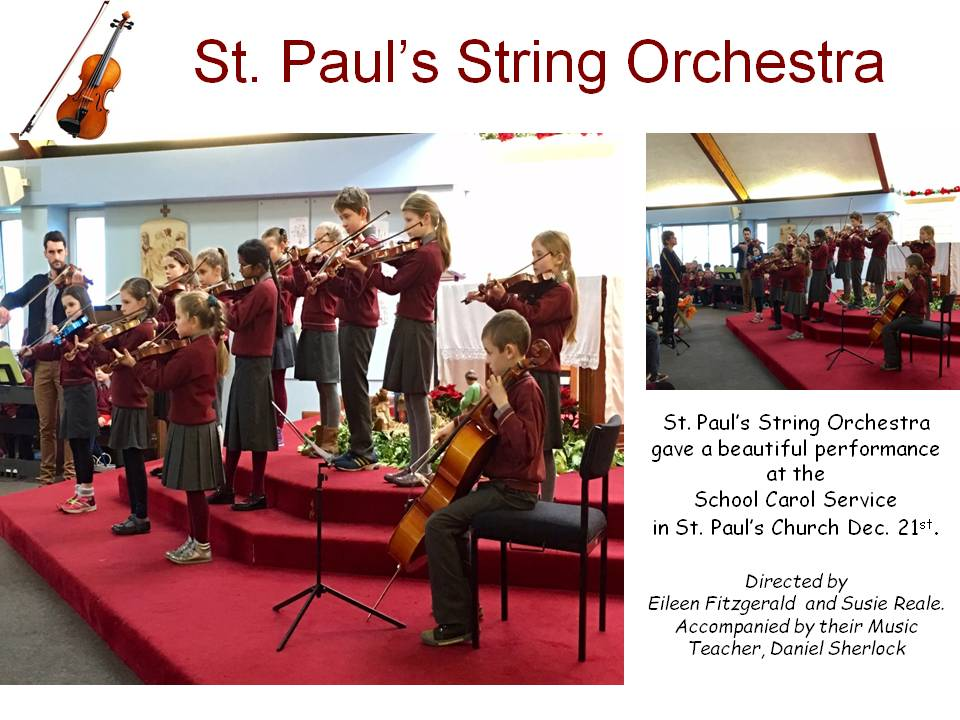 St. Pauls String Orchestra